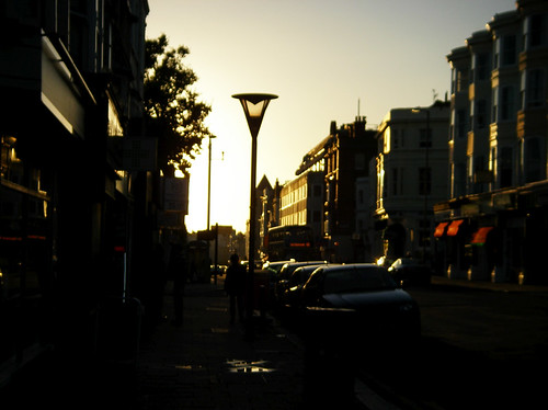 Day 99 - Sundown in Brighton