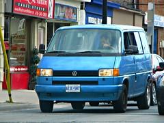 toronto ontario canada vw volkswagen wagon euro van volks transporter volkswagon eurovan wagen