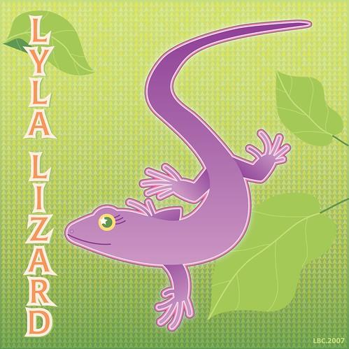 Lyla Lizard
