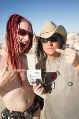 Adrian and Malderor, Burning Man 2010 (mr. nightshade) Tags: art festival desert nevada blackrockcity event brc metropolis bm10 livefromtheplaya burningman2010 bm2010 postedfrombrc