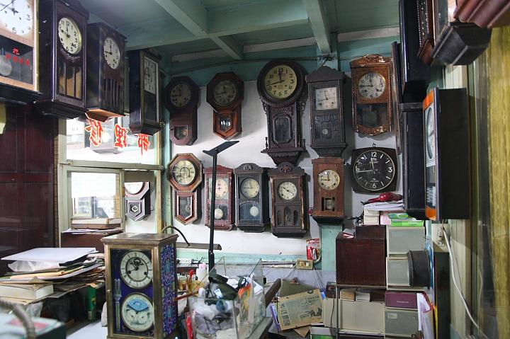 無米樂菁寮村、墨林村瑞榮鐘錶店011