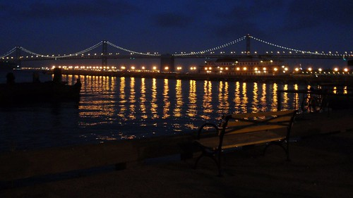 Bay Bridge Night 01