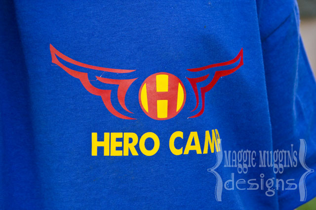 Hero Camp Boys T-Shirt