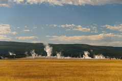 Yellowstone from a Distance