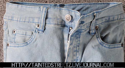 #5 Light denim jeans 1