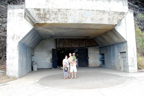 WWII Bunker.