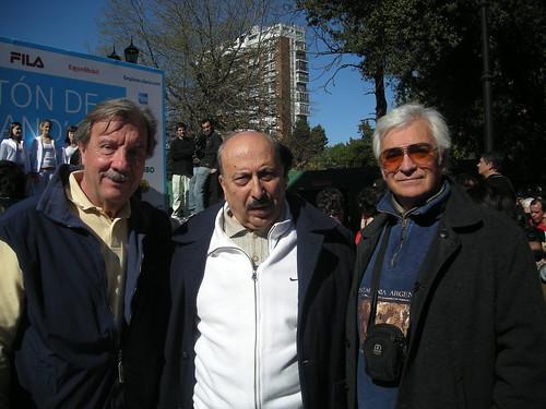 maraton UB 2010 Trio Rotario
