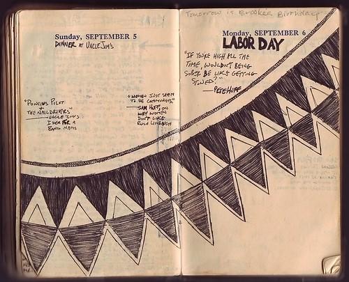 1954: September 5-6