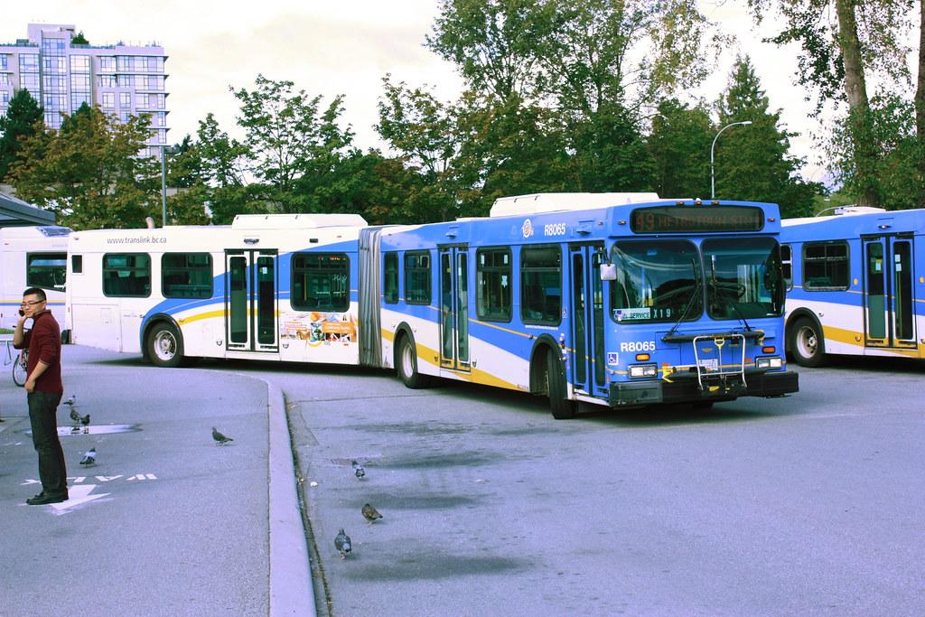 8065: 49 Metrotown Station