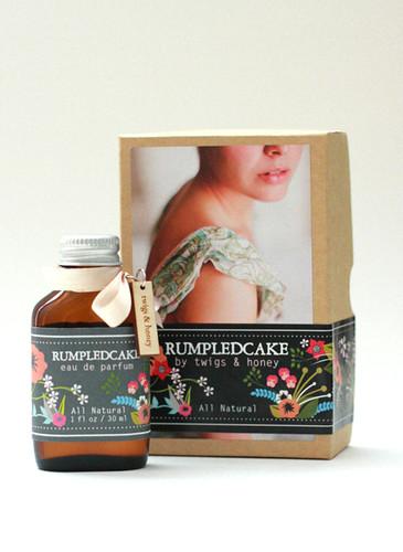 rumpledcake eau de parfum
