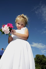The Flower Girl (DragonSpeed) Tags: wedding ontario zurich marriage lambtonshores hessenland