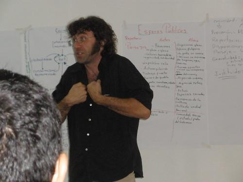 Taller Jordi Claramonte, pre congreso