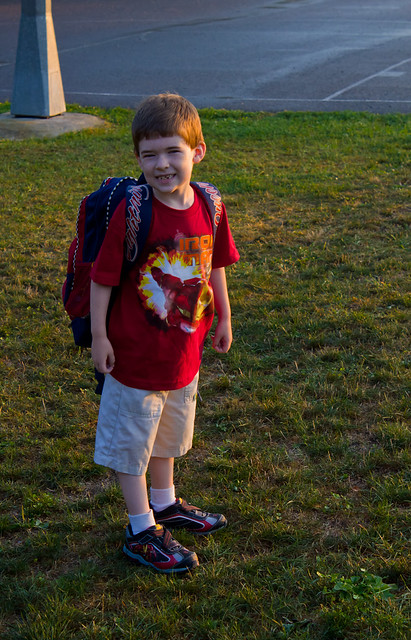 1st Day of School (3rd Grade Edition)