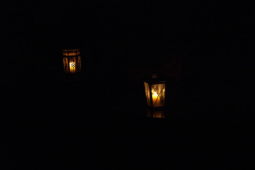 Lights from the Planer Mill
