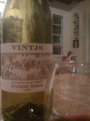 2009 VINTJS Pinot Noir
