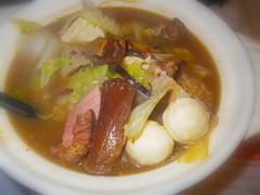 單人砂鍋-牛腩鍋