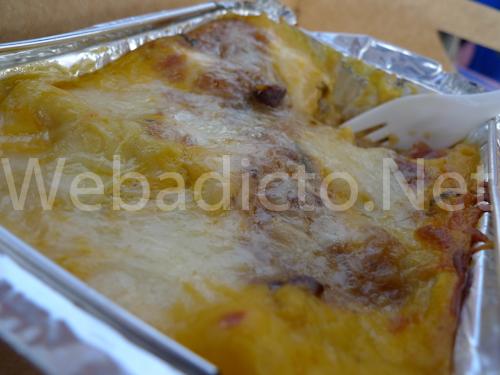 Lasagna de Lomo Saltado - Charlotte - Mistura 2010