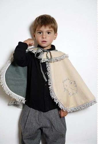 Moda infantil, ropa para niños artistas y aventureros de Wovenplay
