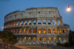 Colosseo (Michele Cannone) Tags: italy rome roma architecture italia foro vaticano cupola sanpietro architettura colosseo storia cuppolone