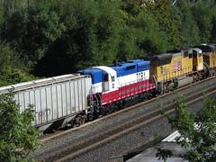 TCRY 25, dead in train