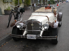 Antique Cars Show in Eureka in Northern California (Yoav Lerman) Tags: california cars car antique eureka lerman