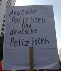 Deutsche Polizisten