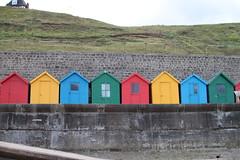 whitby bathing huts (saultakesphotos) Tags: uk beach canon seaside colours f14 sigma whitby saul davis beachhouses 30mm 500d canon500d bathinghuts sigma30mmf14 30mmf14 benqish sauldavis t1i canoneosrebelt1i summer2010