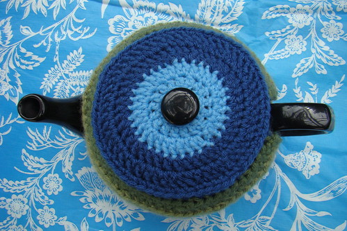teacosy top view