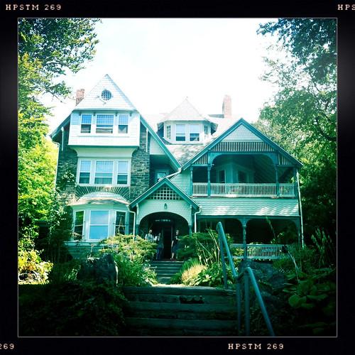 Kristen's house