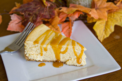 Pumpkin Cheesecake - 6