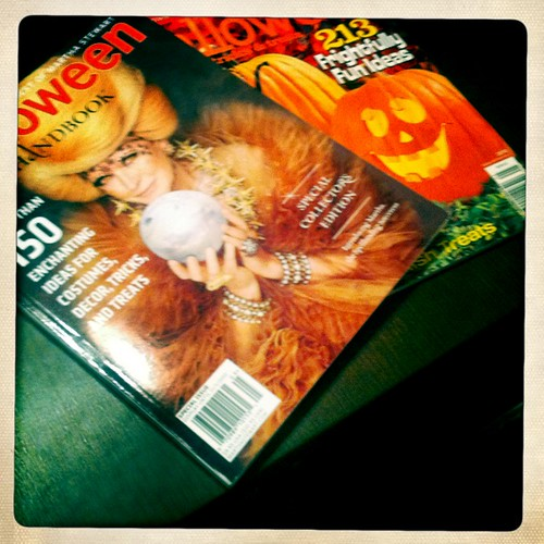Halloween mags 2010