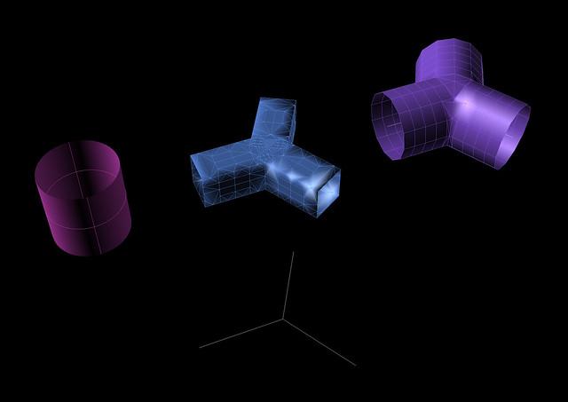 Mesh Relaxation _input mesh