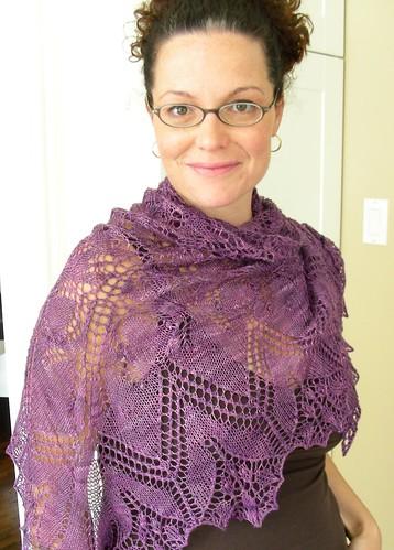 Aoelian as scarf