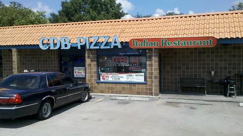 cdb pizza italian restaurant