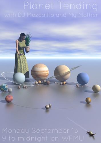 Planet Tending on WFMU