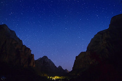 Starlight over Zion 3