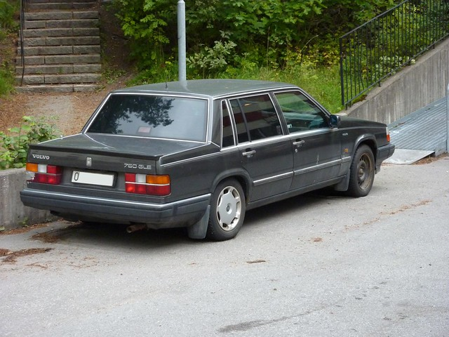 Volvo 460 2.0i GLE (1989)