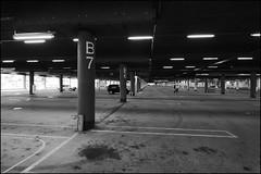 Almost empty/B7 (W.Grabar) Tags: blackwhite russia parking tokina1224 rostovondon 50d