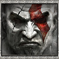 Kratos PSN Network Avatar Cecil