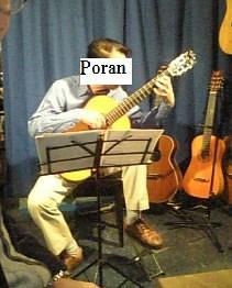 国分寺のライブハウス「クラスタ」で演奏 by Poran111