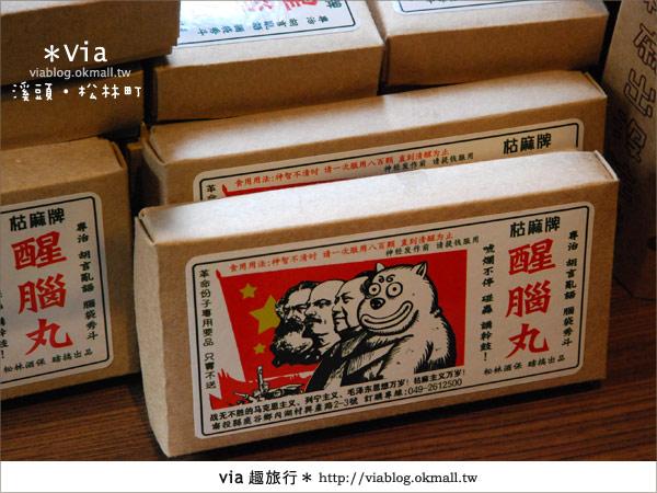 【南投】台灣,妖怪出沒?!來溪頭妖怪村-松林町抓妖吧!33