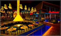 At The Continental (Jeff_B.) Tags: architecture modern dinner restaurant pier nj continental diner casino patio cocktail atlanticcity boardwalk americana kitschy googie ceasars populuxe starr sinatra piershops buddakahn shawnhausman