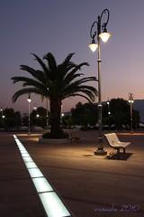lights colour (Vassilis Adamopoulos) Tags: light port magic ships corinth ambient λιμανι πλατεια φωσ φλοισβοσ κορινθοσ πηγασοσ ξημερωμα