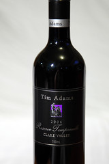 Tim Adams 2006 Clare Valley Tempranillo
