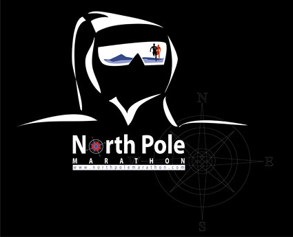 North Pole Marathon Logo