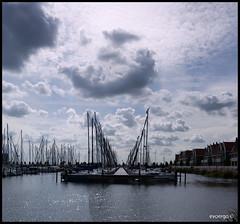 Sailboats (evoergo) Tags: haven volendam marinapark markermeer gouwzee