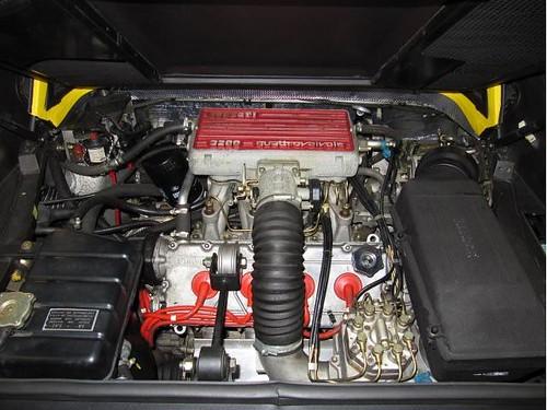 Ferrari 328 Engine. Ferrari 328 GTB 1989 engine