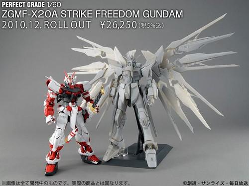 PG Freedom Gundam