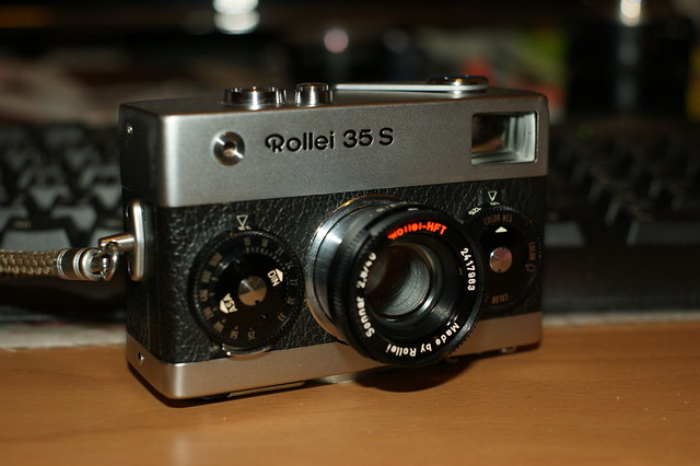 Rollei 35s首發