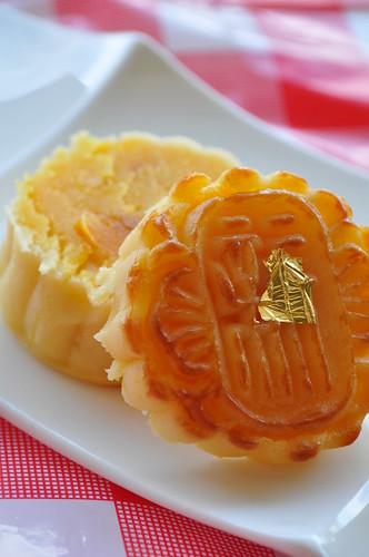 Xin Cuisine Custard eggyolk